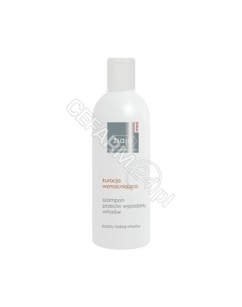 ZIAJA Ziaja med kuracja wzmacniająca szampon przeciw wypadaniu włosów 300 ml