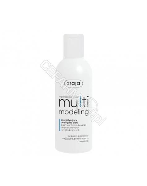 ZIAJA Ziaja Multimodeling energetyzujący peeling do mycia ciała 200 ml