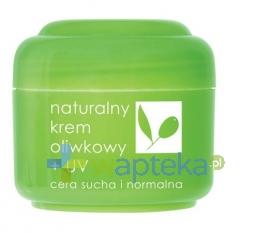 ZIAJA LTD. Z.P.L. ZIAJA Oliwkowa krem naturalny + UV 50 ml