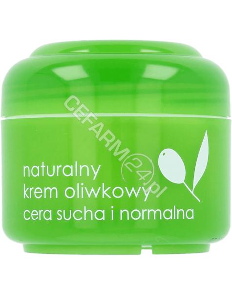ZIAJA Ziaja oliwkowa - naturalny krem oliwkowy 50 ml