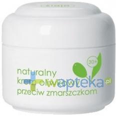 ZIAJA LTD. Z.P.L. ZIAJA OLIWKOWA Naturalny krem oliwkowy przeciw zmarszczkom 30+ 50 ml 14337