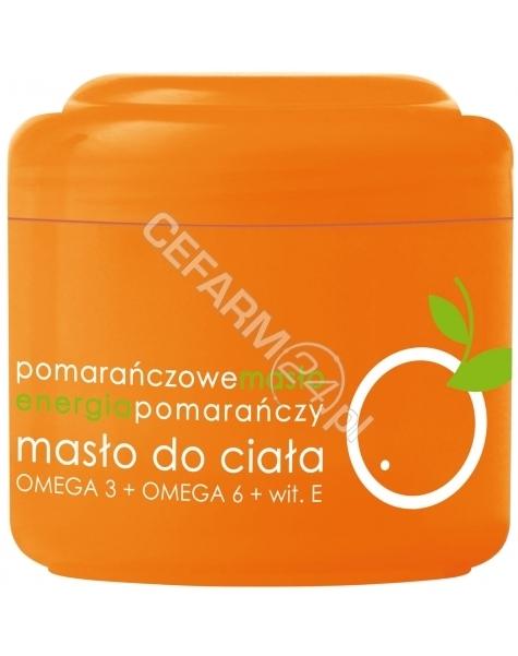 ZIAJA Ziaja Pomarańczowa masło do ciała 200 ml