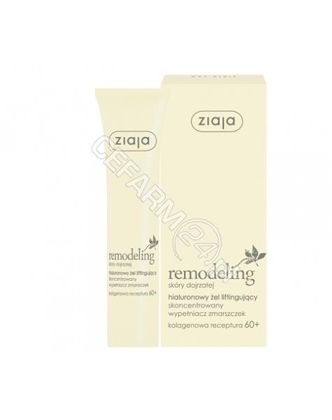 ZIAJA Ziaja Remodeling skóry dojrzałej 60+ hialuronowy żel liftingujący 30 ml