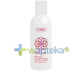 ZIAJA LTD. Z.P.L. ZIAJA RÓZANA Mleczko do demakijażu 200ml