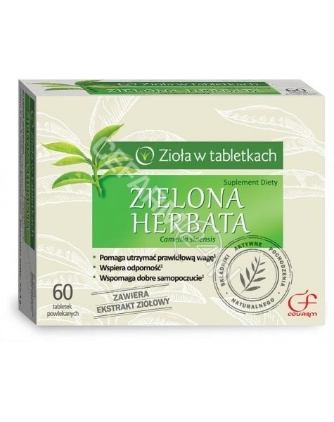 COLFARM Zielona herbata x 60 tabl (Colfarm)