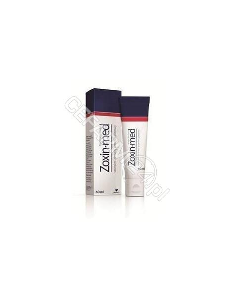 AFLOFARM Zoxin-med szampon leczniczy 0,02 g/ml 60 ml