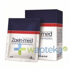 AFLOFARM FARMACJA POLSKA SP. Z O.O. ZOXIN-MED szampon leczniczy 6 saszetek