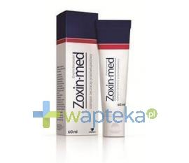 AFLOFARM FARMACJA POLSKA SP. Z O.O. Zoxin-med szampon leczniczy 60ml