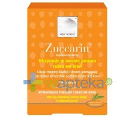 NEW NORDIC Zuccarin 120 tabletek