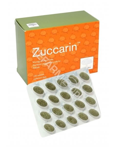NEW NORDIC Zuccarin x 120 tabl