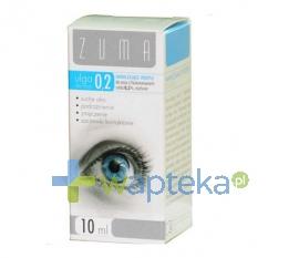 S-LAB SP. Z O. O. Zuma Żel ze świetlikiem pod oczy i na powieki do skóry podrażnionej zabiegami kosmetycznymi 15ml