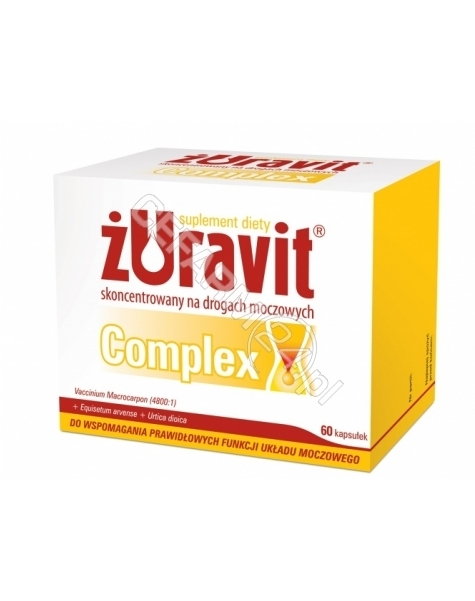 HERBAPOL LUB Żuravit complex x 30 kaps