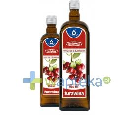 OLEOFARM Żurawina 100% sok z żurawiny 980 ml