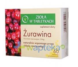 ZAKŁADY FARM. COLFARM Żurawina 60 tabletek