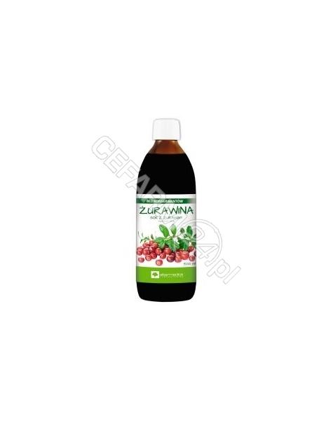 ALTER MEDICA Żurawina sok z żurawiny (dawniej Żuravisol C) 500 ml